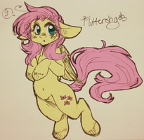 flutters in color by dwaftiidahponii