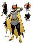 Batgirl Redesign by quin-ones