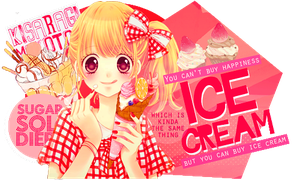 [Firma] - Ice Cream by Rin-Kaleido-Rehg