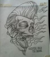 in process psychobilly by piglegion