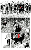 In the Woods p.5 by xandir1lover