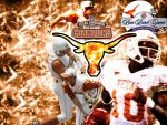 Texas Longhorns wallpaper by AlbinoFilthy