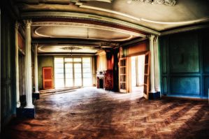 Urbex Villa Br salon I by Bestarns