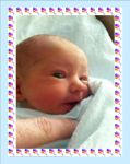 WELCOME, BABY SMILE by Melalina