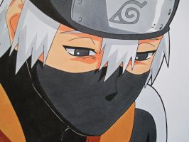 ''I've Made So Many Mistakes'' Kakashi Hatake by SakakiTheMastermind