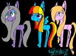 Shipping Adoptables by XRadioactive-FrizzX