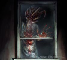 Home Alone Horror by cinemamind
