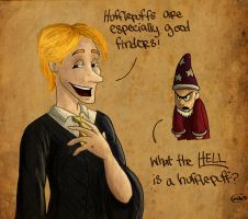 What the hell is a Hufflepuff? by marbri