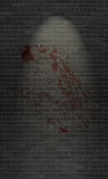 Bloody Wall by CloudStrife911