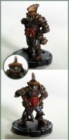 Miniatures - Molog Bloodaxe by Bjerg