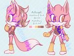 ::Adopt:: Spring Hare [OPEN] by firebladecatcalie
