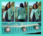 Blizzard fair-isle cardigan by KnitLizzy
