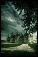 Chambord castle by zardo