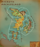 Averoth Archipelago by BloodnSpice