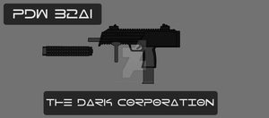 PDW 32A1 by The-Dark-Corporation