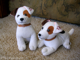 Wishbone Mini Talking Plushes by The-Toy-Chest