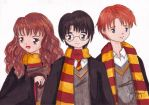 Harry Potter by W-miSANAgi