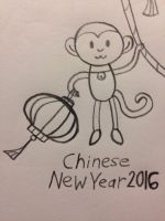 Chinese New Year 2016 by nogirl70