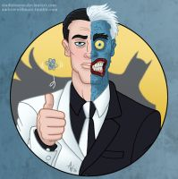 Two Face by StudioBueno