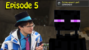 Minecraft Hardcore Thumbnail - EVERYTHING IS WRONG by TheaterPhil