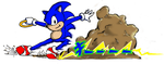 Sonic The Hedgehog by Morbidly-Obtuse
