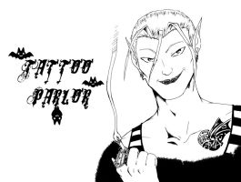 Tattoo Parlor preview image 2 by MystressVulpes