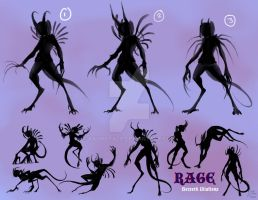 Rage Ideations by raymetalx