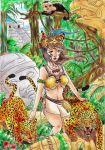 22 . The Beauty of The Jungle by roboconrobo
