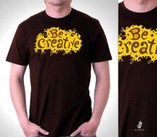 BeCreative T-shirt by vet-elianoor