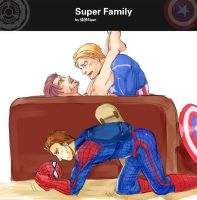 super family by liuhagaren