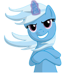 Trixie - Great and Powerful by MysteriousKaos