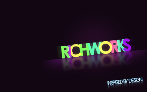 Colorful Glow effect by richworks