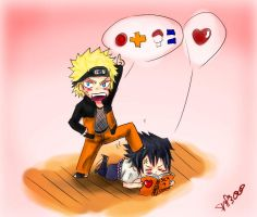 Naruto Conquers the World with by snf3000