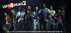 Left 4 Dead 2 - Steam Banner by Wario64I