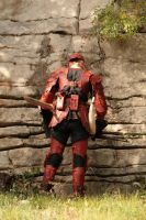 Complete Hard Leather Armour 2 by Bear-Crafter