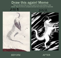 Meme: Before and After 1 by Tsimmu
