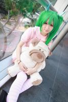 Vocaloid Sailor Pajamas - Hatsune Miku by Xeno-Photography