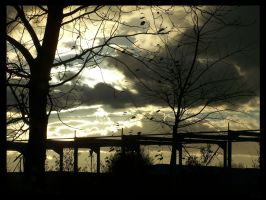 Cloudly afternoon by ajil