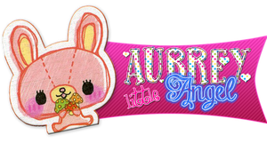 Aubrey Little Angel Logo by AubreyOnDeviantart