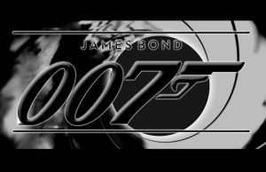 business card : James Bond 007 2014 by darshan2good