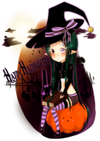AoH: Happy Halloween by ChiharuPon