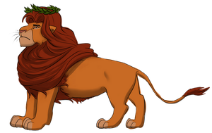 The Lion Emperor by Leeloo250