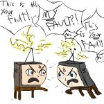 *REQUEST* Tv Fights by AnimatedGeek100