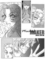 Mischief Maker cover by grimkim