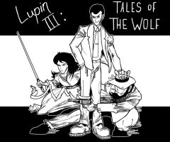 Lupin III - Tales of the Wolf by JohnPrisk