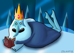 Ice King by CalSlater