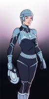 Tron Character-Female by Deimos-Remus