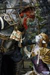 Ganondorf and Puppet Zelda Photo Update by seifer-sama