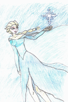 The Cold Never Bothered Me Anyway by lady-warrior
