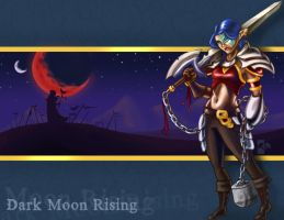 Dark Moon Rising by Azurega